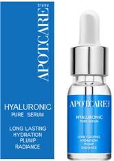 Apot.Care Pure Serum Hyaluronic 10 ml Gesichtsserum
