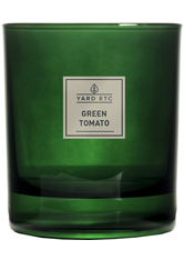 YARD ETC - YARD ETC Körperpflege Green Tomato Scented Candle Green Tomato 240 g - Duftkerzen