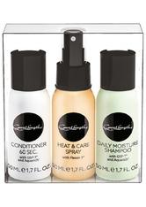 Great Lengths Reiseset mit Shampoo, Conditioner und Care Spray 3 x 50 ml Haarpflegeset
