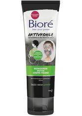 BIORE - BIORÉ Reinigende Detox Creme-Maske 110 g - CREMEMASKEN