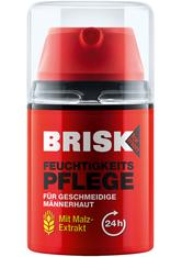 BRISK - BRISK Gesicht Fluid Spender 50 ml - GESICHTSPFLEGE