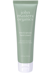 John Masters Organics Körperpflege Handpflege Lime & Spruce Hand Cream 54 ml