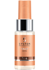 SYSTEM PROFESSIONAL - System Professional EnergyCode Solar Sun Oil (SOL4) Haaröl  30 ml - SONNENCREME