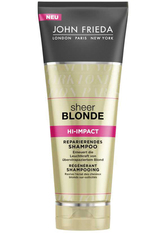 JOHN FRIEDA - John Frieda Sheer Blonde Hi-Impact Shampoo 250 ml - SHAMPOO