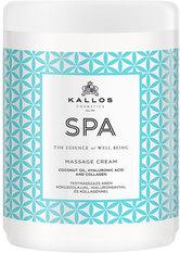 Kallos SPA Massage Cream 1000 ml