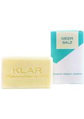 Klar Seifen Produkte Meersalzseife 100g Seife 100.0 g