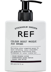 REF. - REF. Color Boost Masque Ash Brown 200 ml - HAARMASKEN