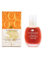 Arganiae Sonnenöl mit hohem Schutz LSF 30 auf Basis von Arganöl 100 ml