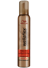 WELLA - Wella Wellaflex Hydro Style Schaumfestiger 200 ml - HAARSCHAUM