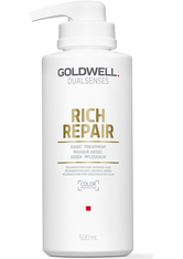 Goldwell Dualsenses Rich Repair 60sec Treatment 500 ml Haarmaske