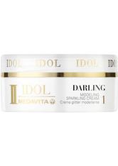 Medavita Produkte Creative  Darling Modeling Sparkling Cream Haarcreme 100.0 ml