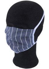 Solida Mund- und Nasenmaske 100% Polyester mit Ohrgummi, Dessin 6