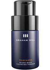 Graham Hill Pflege Shaving & Refreshing Rascasse Beard Wash Cleansing Powder 40 g