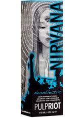 PULP RIOT - Pulp Riot Semi-Permanent Haarfarbe Neon Electric Nirvana 118 ml - Haarfarbe
