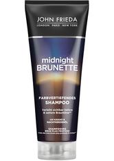 John Frieda Brilliant Brunette Midnight Brunette Shampoo 250 ml