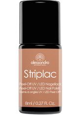 Alessandro Make-up Striplac Colour Explosion Striplac Nail Polish Nr. 902 Mousse au Chocolat 8 ml