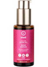 Khadi Naturkosmetik Produkte Haaröl - Rose Repair 50ml Haaröl 50.0 ml