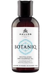 KALLOS - Kallos Botaniq Revitalzing Pre-Shampoo Oil 150 ml - Shampoo & Conditioner