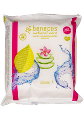 benecos Gesicht Happy Cleansing Wipes 25 Stück Gesichtsreinigungstuch 1.0 st