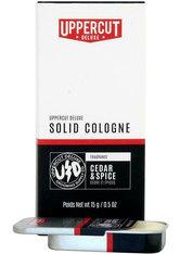 Uppercut Deluxe Solid Cologne Oak & Spicy Festes Parfum Eau de Cologne  1 Stk