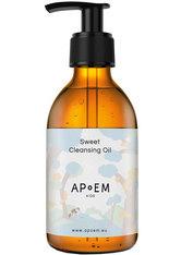 APoEM Sweet Almond Cleansing Oil 250 ml