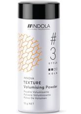 Indola #Style Texture Volumising Powder 10 g Haarpuder