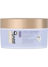 Schwarzkopf Professional BlondMe Cool Blondes Neutralizing Mask 200 ml Haarmaske