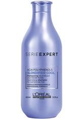 L'ORÉAL PROFESSIONNEL - L'ORÉAL PROFESSIONNEL PARIS Haarshampoo »Serie Expert Blondifier Cool«, Anti-Gelbstich, 300 ml - SHAMPOO