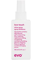 Evo Hair Smooth Love Touch Shine Spray 100 ml Glanzspray