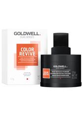 GOLDWELL - Goldwell Dualsenses Color Revive Ansatzkaschierpuder Kupferrot Kaschiert Grau, passt sich perfekt an Kupfer und Rottöne an, 3,7 g - Haarpuder