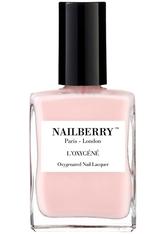 Nailberry Nägel Nagellack L'Oxygéné Oxygenated Nail Lacquer Candy Floss 15 ml