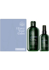Aktion - Paul Mitchell Tea Tree Lavender Mint Calming Gift Set Haarpflegeset