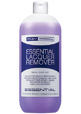 FABY - Faby Essential Lacquer Remover 1000 ml Nagellackentferner - Nagellackentferner