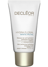 Decléor Gesichtspflege Hydra Floral White Petal Masque de Nuit Hydratant 50 ml
