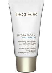 Decléor Hydra Floral White Petal Sleeping Mask 50 ml - DECLEÓR