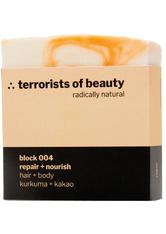 Terrorists Of Beauty Produkte Block Repair + Nourish Haarshampoo 1.0 pieces