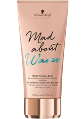 Schwarzkopf Professional Haarpflege Mad About Curls & Waves Mad About Waves Windy Texture Balm 200 ml