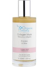 The Organic Pharmacy Pflege Gesichtspflege Collagen Boost Mask 50 ml