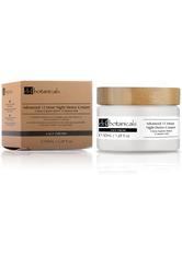 DR. BOTANICALS - Dr. Botanicals Advanced 12-Hour Night Detox Cream 50 ml - Nachtpflege
