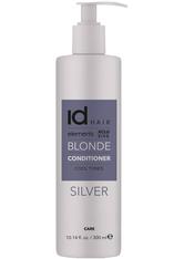 Id Hair Elements Xclusive Blonde Silver Conditioner 300 ml