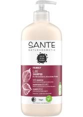 Sante Haarpflege Family Glanz Shampoo - Birkenblatt & pflanzl. Protein 950ml Haarshampoo 500.0 ml