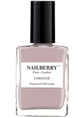 Nailberry Nägel Nagellack L'Oxygéné Oxygenated Nail Lacquer Mystere 15 ml