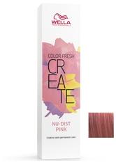 Wella Professionals Color Fresh Create Nu-dist Pink Professionelle Haartönung 60 ml