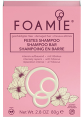 FOAMIE Festes Shampoo Hibiskiss Haarshampoo 80.0 g