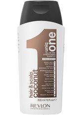 UNIQ ONE - Revlon uniq one Coconut Conditioning Shampoo 300 ml - SHAMPOO