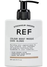 REF. - REF. Color Boost Masque Dark Blonde 200 ml - HAARMASKEN