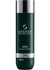 System Professional EnergyCode Man Energy Shampoo M1e 250 ml