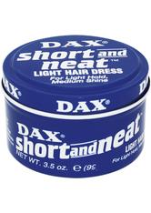 DAX - Dax Haare Haarstyling Short and Neat Light Hair Dress 99 g - GEL & CREME