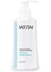 IATITAI Body & Hand Wash Koko & Ingwer 250 ml