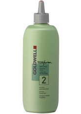 GOLDWELL - Goldwell TOPform Foam Wave 2 - für poröses, gefärbtes Haar, 500 ml - Haarschaum